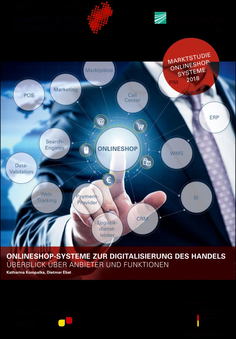 Studie Onlineshop Systeme zur Digitalisierung des Handels