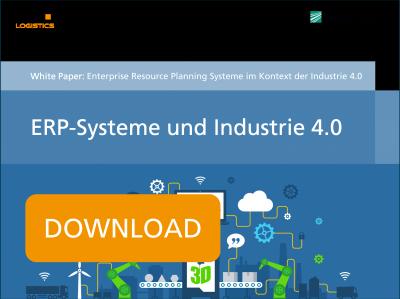 ERP Systeme und Industrie 4.0 © fotolia.com #96954938 Mimi Potter